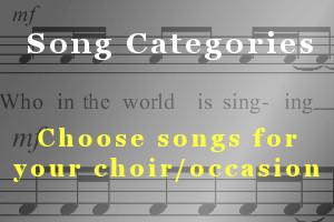 Song Categories