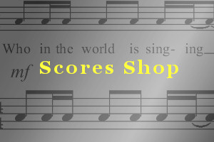 Songs and scores page